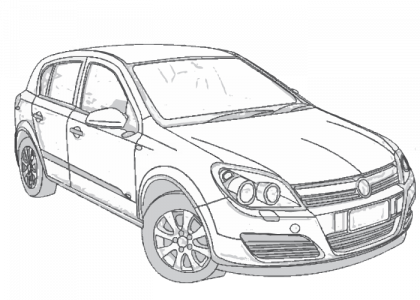 Car Stereo Antenna Adapter TV Antenna Adapter Wiring