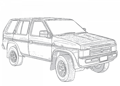 Nissan_pathfinder_1992?itok= zl8iLP8 nissan pathfinder (terrano) 1988 1995 wd21 aerpro Wiring Harness Diagram at bayanpartner.co