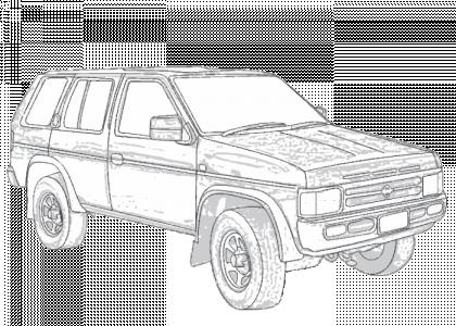 Nissan_pathfinder_1992?itok= zl8iLP8 nissan pathfinder (terrano) 1988 1995 wd21 aerpro Trailer Wiring Harness at crackthecode.co