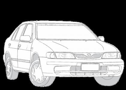 Nissan Pulsar 19952000 N15 Aerpro