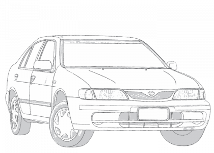 Nissan Almera N15 Wiring Diagram Style By Modernstork