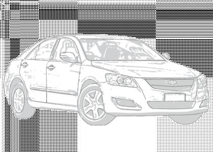 Toyota Aurion 2006 2011 Aerpro