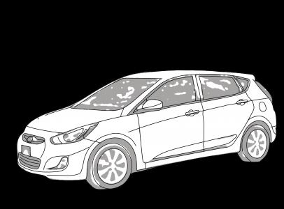 Hyundai Elantra Steering Wheel, Hyundai, Free Engine Image