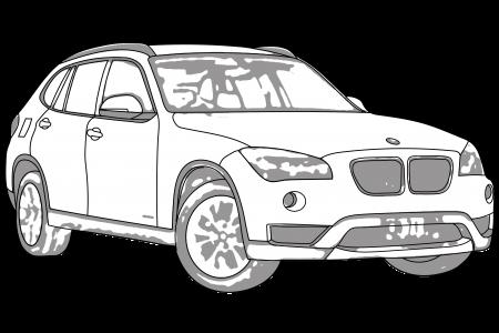 Bmw X1 2010 2015 E84 Aerpro