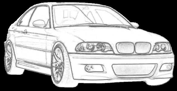 BMW 3 Series 1998-2005 E46 | Aerpro