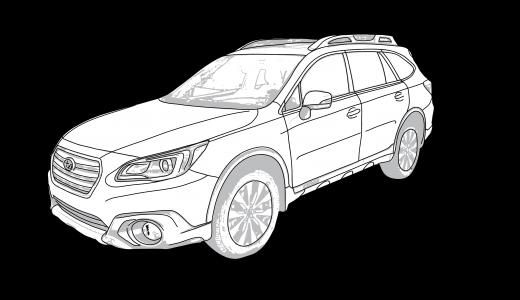 Subaru Outback 2015- | Aerpro
