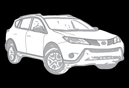 Toyota Rav4 2013 2018 Aerpro