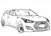 Opel Gt Parts Catalog Html likewise 488 Mercruiser Parts Diagram in addition 656399714411259920 in addition Hyundai i20 2010 2012 additionally Can You Identify These 10 Cars From Their Blueprints. on hyundai veloster drawing
